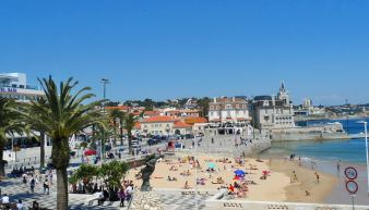 Fishermen's Beach, Cascais