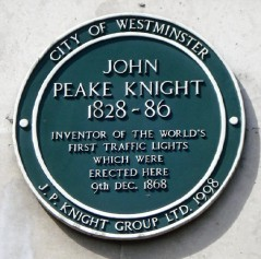 john knight plaque