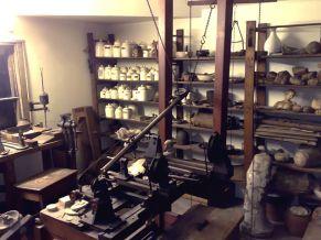 """""""James Watt's Workshop"""" by Frankie Roberto-Own Work. Licensed under CC BY 3.0 via Commons."""