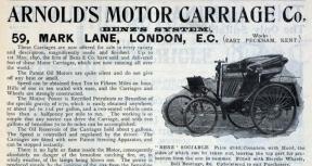 28 De Janeiro De 1896 A Primeira Multa Por Excesso De Velocidade Do Mundo A Rua E A Cidade