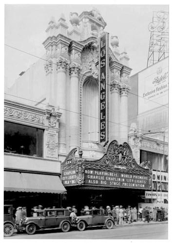 LA Theater 1931