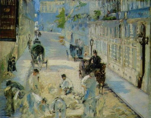 Manet street