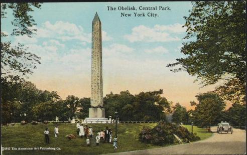 obelisk central park