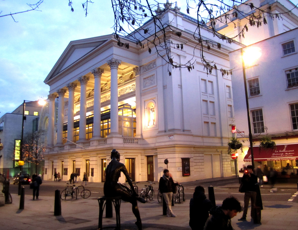January 8 1735 handel s ariodante premiers in london the street and the city for Royal opera house covent garden