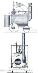 Camborne locomotive