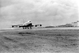BOEING 747 FIRST FLIGHT