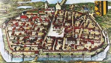 Dresden in 1521