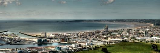 Swansea Bay pano