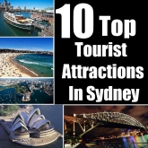 Top 10 Tourist Attractions In Sydney