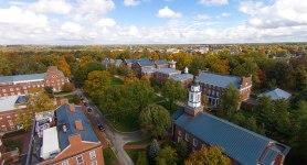 Wabash College Campus