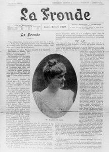 Zeitung-La-Fronde