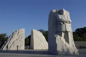 The Martin Luther King, Jr. Memorial (2011)