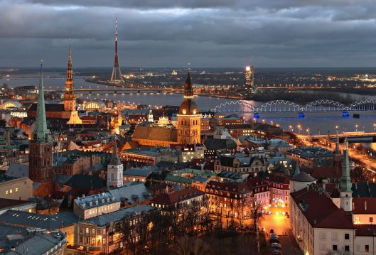 RIGA-CAPITAL-DE-LETONIA